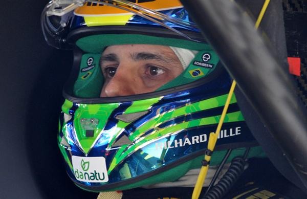 Piloto oficializou seu ingresso na principal categoria nacional. Foto: Marcos Júnior Micheletti/Portal TT