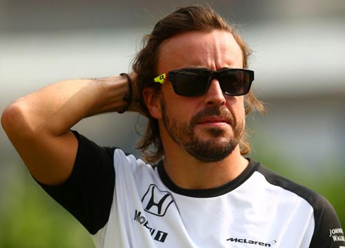 Espanhol conseguiu dispensa da McLaren e não vai correr o GP de Mônaco