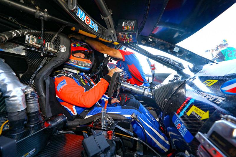 Piloto da Full Time Sports fez uma temporada regular e consistente. Foto: Carsten Horst / Hyset