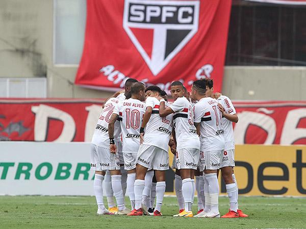 Tricolor pode abrir 7 pontos de vantagem na liderança do campeonato. Foto: Rubens Chiri / saopaulofc.net