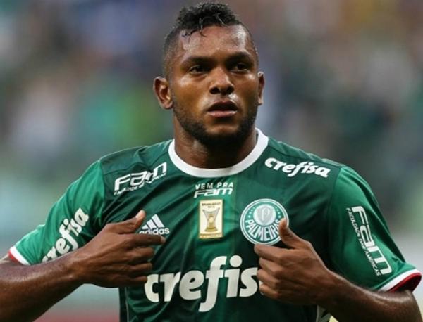 Borja de volta ao Palmeiras?