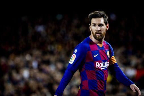 Messi no Atlético de Madrid?