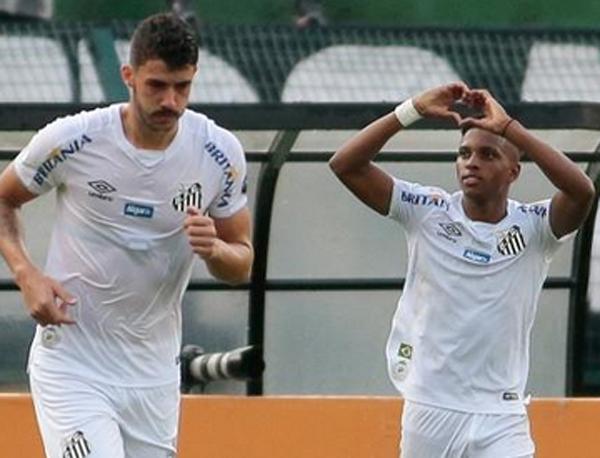 O próximo compromisso do Santos no torneio será contra o Palmeiras