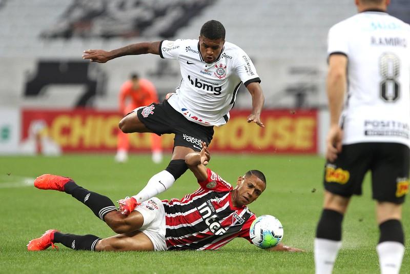 Probabilidade do São Paulo ser campeão caiu de 72% para 56%, aponta o Infobola. Foto: Rubens Chiri / saopaulofc.net