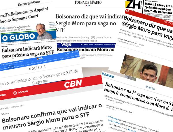 Confira as manchetes de diversos veículos