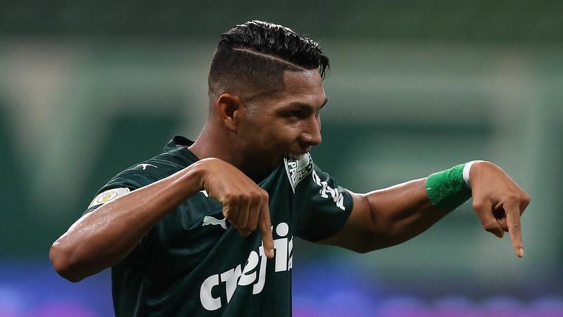 Rony destacou que a cabeça boa foi essencial para reencontrar o bom futebol. Foto: Cesar Greco