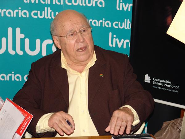 Jornalista estava internado na capital paulista. Foto: Marcos Júnior Micheletti/Portal TT
