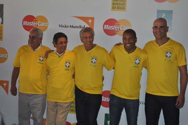 590755618ce9f Função de Mauro Silva na seleção será criticar trabalho da comissão ...