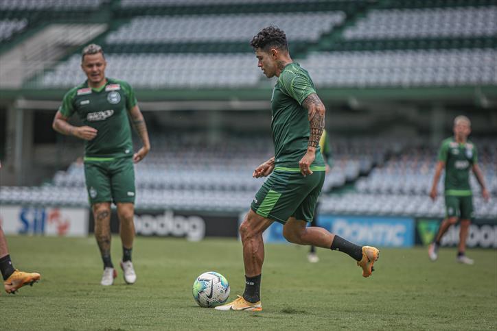 Equipe paranaense é uma das que luta para não cair. Foto: Divulgação/Coritiba