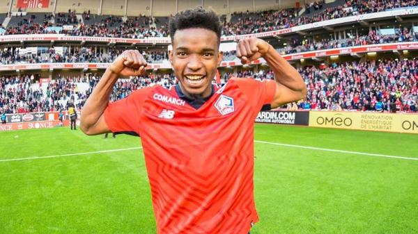 Thiago Mendes foi um dos destaques do clube francês. Foto: Divulgação/LOSC Lille/Via UOL
