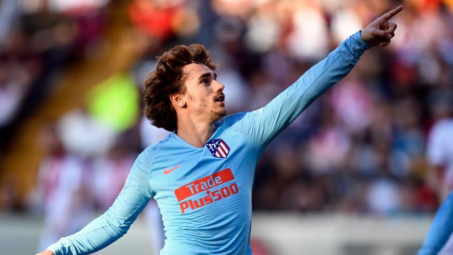 Passagem de Griezmann pelo Atlético de Madri chegou ao fim nesta temporada