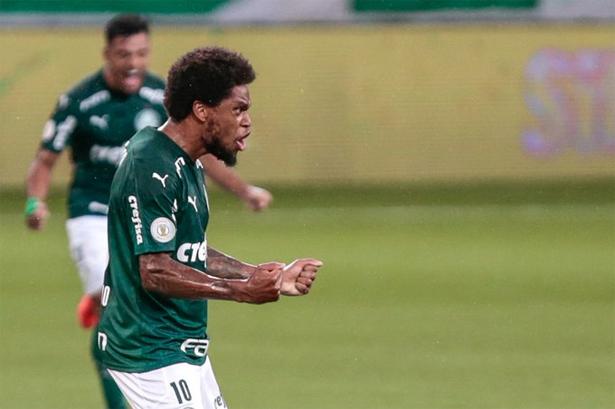 Equipe alviverde marcou na etapa inicial. Foto: Divulgação/Palmeiras