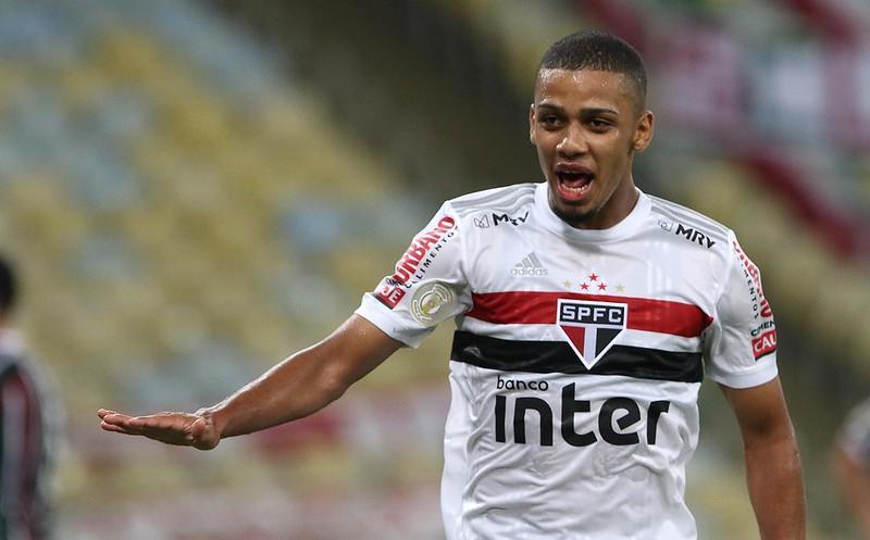 Tricolor do Morumbi tem 56 pontos e lidera o Brasileirão com sete pontos de vantagem. Foto: Rubens Chiri/saopaulofc.net