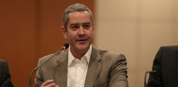 Novo presidente da CBF assume em definitivo em abril de 19. Foto: Lucas Figueiredo/CBF/Via UOL
