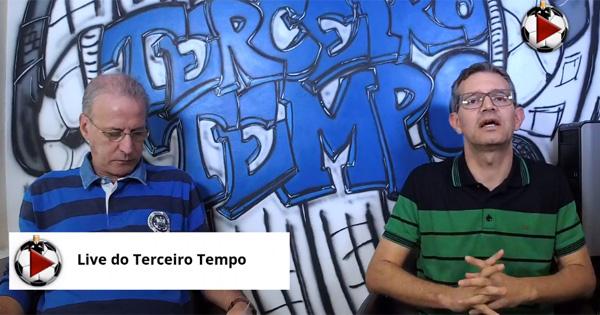 João Antonio e Frank Fortes debateram a convocação da seleção brasileira. Foto: Reprodução