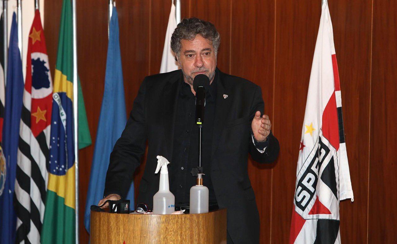 Júlio Casares tomou posse no dia 1 de janeiro. Foto: