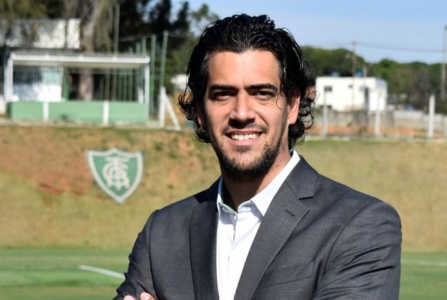 Paulo Bracks trabalhou no América Mineiro até dezembro último. Foto: Mourão Panda/América-MG