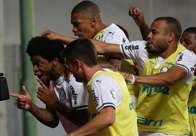 Verdão tenta quebrar invencibilidade de 13 jogos dos argentinos. Foto: Cesar Greco