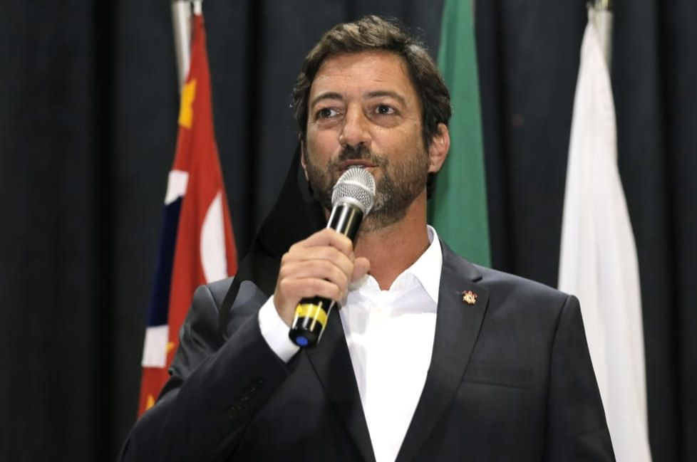 Novo presidente do Timão falou em buscar reforços pontuais para 2021. Foto: José Manoel Idalgo