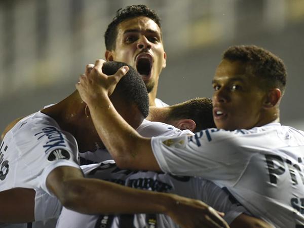 Peixe terá força máxima contra os argentinos. Foto: Ivan Storti/Santos FC