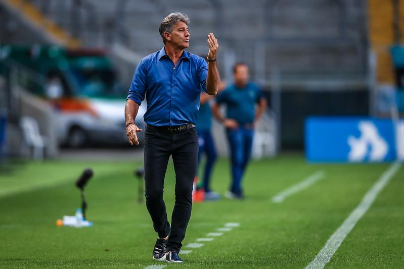 Grêmio ocupa a quarta posição na tabela com 48 pontos. Foto: Lucas Uebel/Grêmio FBPA