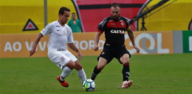 Se vencesse, o Vitória ultrapassaria o próprio Corinthians na tabela