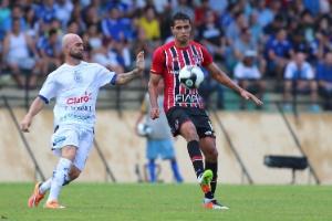 Com o resultado negativo, o São Paulo estacionou nos 22 pontos e viu a liderança do Grupo C terminar com o Audax