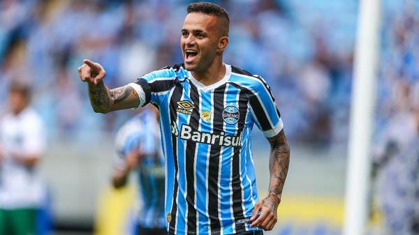 Luan pode atuar em clubes de Portugal. Foto: LUCAS UEBEL/GREMIO FBPA