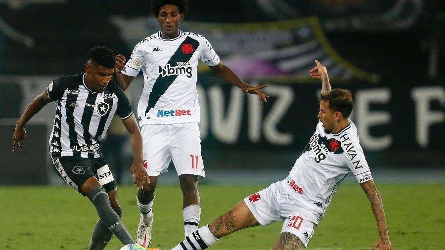 Confronto acontece em São Januário. Foto: Vitor Silva/Botafogo