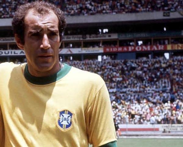 Ex-meia foi um dos destaques na campanha vitoriosa da seleção na Copa de 70. Foto: Divulgação