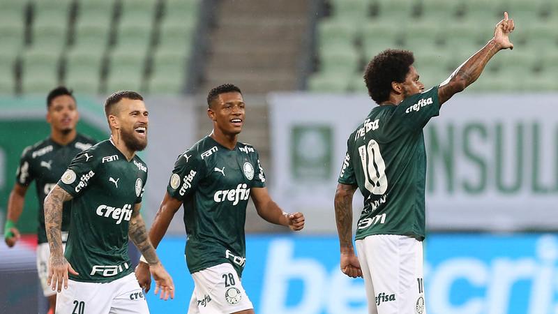 Em 178 jogos no novo estádio, o Verdão nunca sofreu derrota por mais de dois gols de diferença. Foto: Cesar Greco
