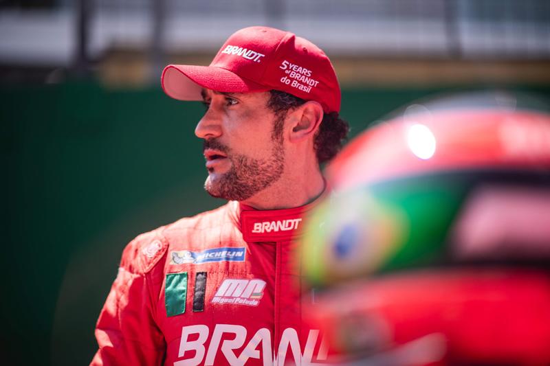Piloto gaúcho estará em ação no próximo mês em Daytona. Foto: Victor Eleuterio/Divulgação