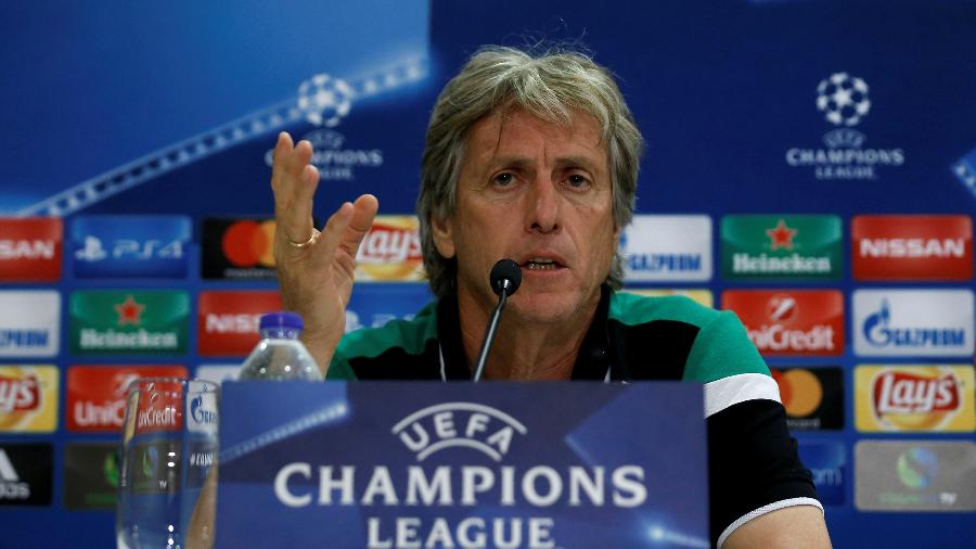 Jorge Jesus foi técnico do Sporting e Benfica no futebol português