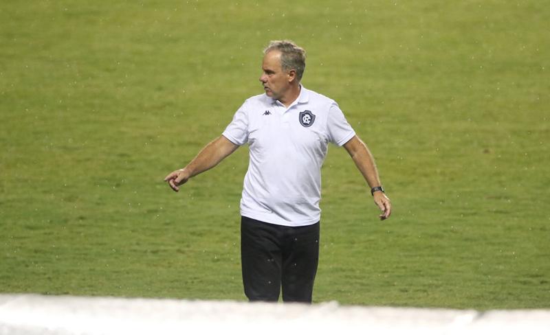 Comandante levou equipe paraense subir à Série B do Brasileiro. Foto: Cristino Martins/O Liberal