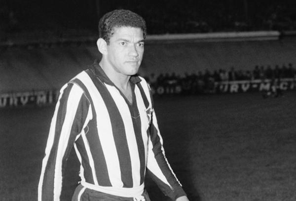 Ídolo do Botafogo foi bicampeão pela seleção, em 58 e 62. Foto: Divulgação