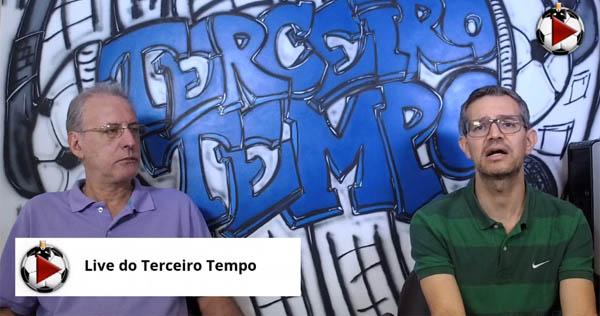 João Antonio e Frank Fortes debatem as determinações da Sul-americana. Foto: Reprodução