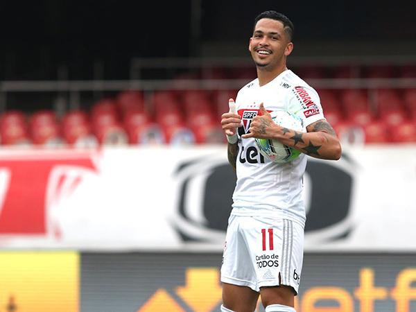 Camisa 11 do São Paulo desfalcou a equipe nos últimos três jogo do Brasileiro. Foto: Rubens Chiri/saopualofc.net