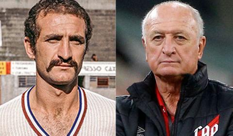 Técnico, ex-jogador de futebol