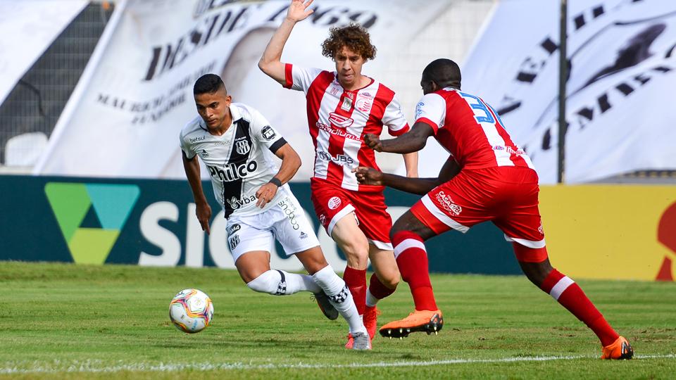 Equipe de Campinas vem de boa vitória diante do Náutico. Foto: PontePress/ÁlvaroJr