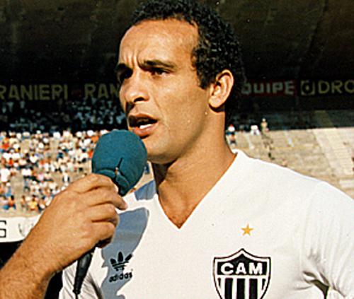 Ex-volante atuou pelo Atlético Mineiro nos anos 80. Foto: Divulgação