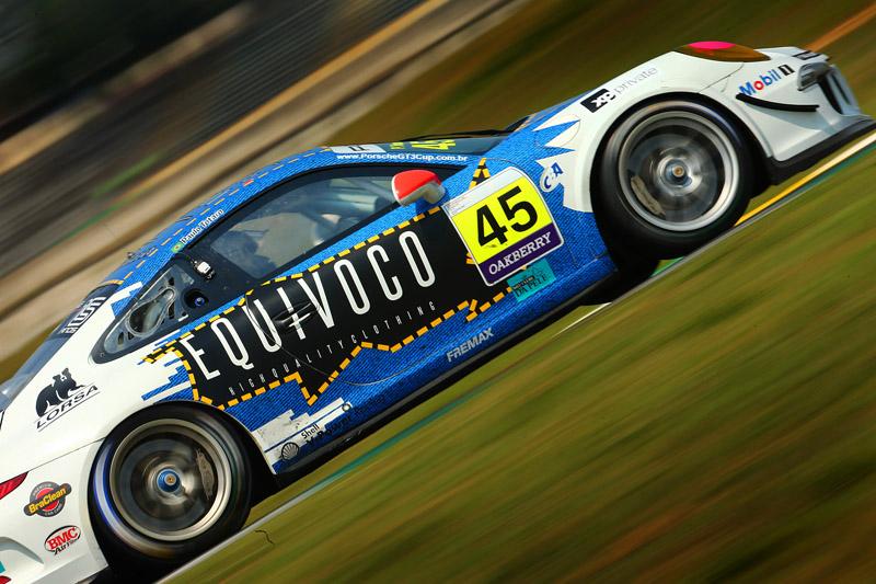Equivoco Racing estará nas categorias 3.8 e 4.0. Foto: Divulgação