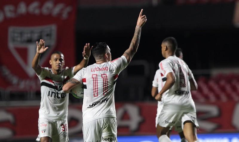 Tricolor não vence há quatro jogos no Brasileirão. Foto: Rubens Chiri/saopaulofc.net