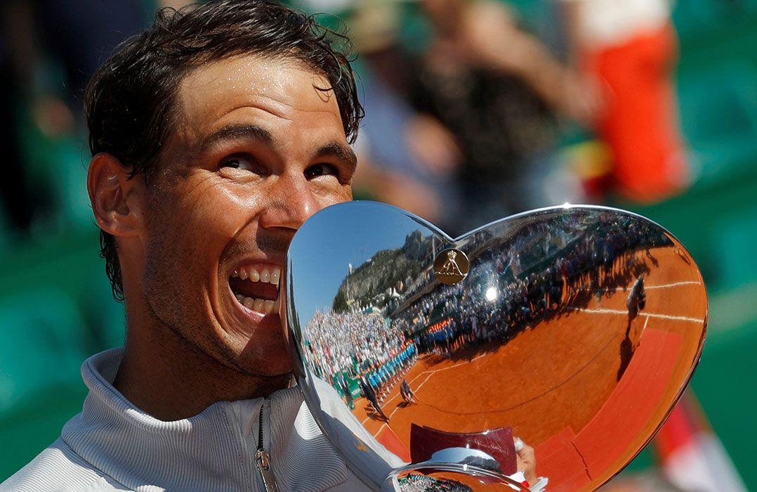 Foi o primeiro título do espanhol na temporada. Foto: Eric Gaillard/Reuters