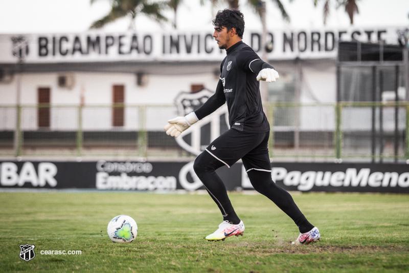 Equipe alvinegra entrou na briga por vaga à Libertadores. Foto: Felipe Santos/cearasc.com