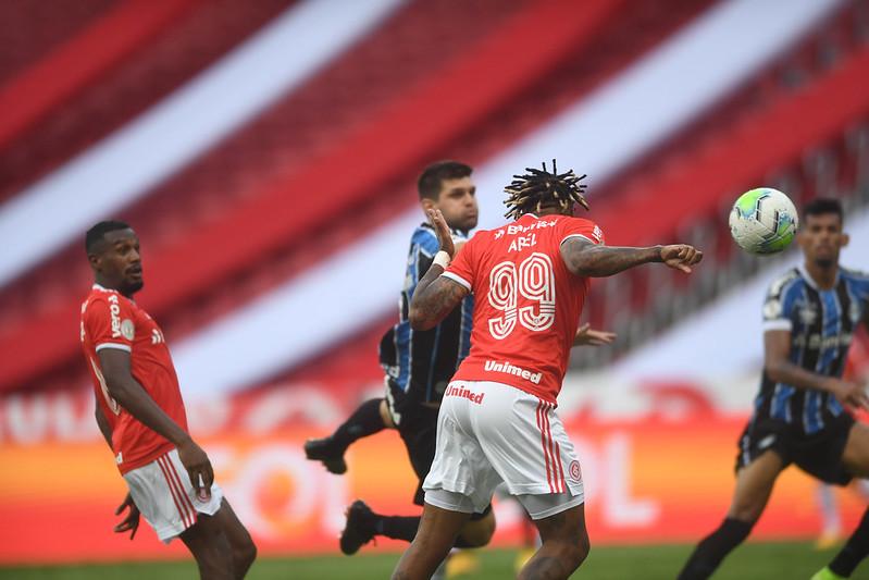 É impressionante como esse time do Grêmio não tem sede e fome de definir as partidas! Foto: Ricardo Duarte/Internacional