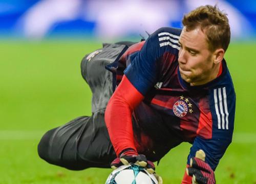 O goleiro alemão está sem jogar desde setembro do ano passado