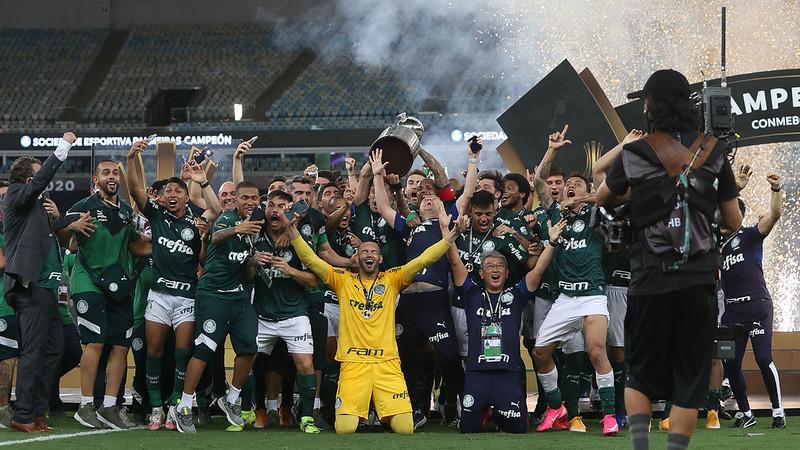 Verdão terá sequência apertada para disputar decisões no final da temporada. Foto: Cesar Greco