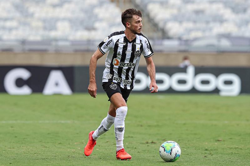 Hyoran assina novo contrato com o Galo até 2023. Foto: Pedro Souza / Atlético