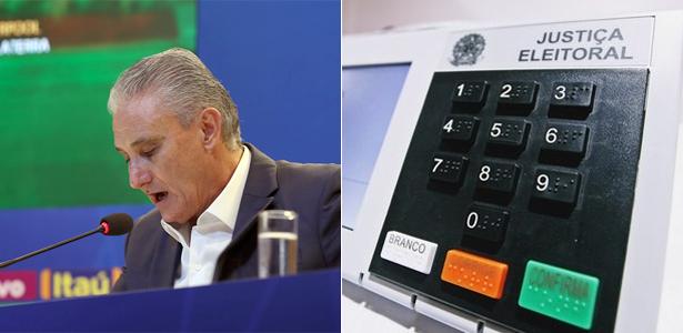 Bolsonaro e Haddad viraram polêmicos jogadores de seleção com o Ibope e o Datafolha