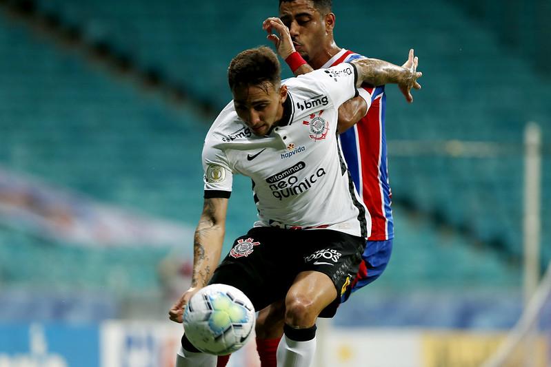 Timão vem de duas derrotas consecutivas no campeonato. Foto: Felipe Oliveira / EC Bahia
